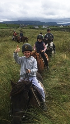 Pony Camps Donegal Equestrian Centre